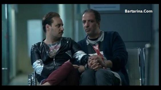 فیلم 18+ امیر جعفری و جواد عزتی در فیلم سینمایی اکسیدان
