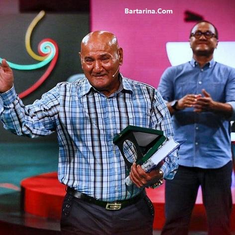 Safar Kashkoli Rambod Bartarina.com  - فیلم معذرت خواهی رامبد جوان از صفر کشکولی در برنامه خندوانه