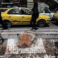 تجاوز به زن تهرانی در یک روز توسط چند نفر راننده + عکس