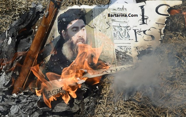 عکس 18+ جنازه ابوبکر بغدادی داعش + فیلم جسد ابوبکر بغدادی