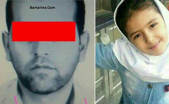 عکس اسماعیل جعفرزاده قاتل آتنا اصلانی دختر 7 ساله + فیلم