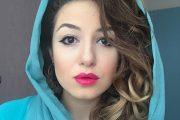 عکس های مدل شدن آوا جوهرچی دختر مرحوم حسن جوهرچی تیر ۹۶