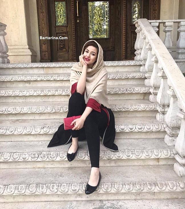 عکس های مدل شدن آوا جوهرچی دختر مرحوم حسن جوهرچی تیر 96