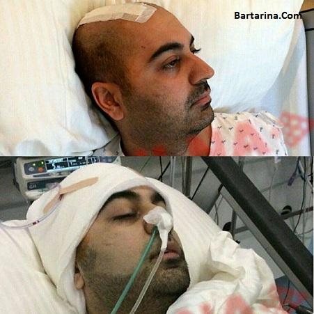 Behnam Safavi Bartarina.com  - ماجرای عمل جراحی بهنام صفوی توسط دکتر سمیعی در آلمان + فیلم