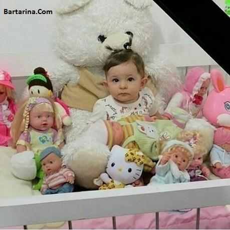 عکس دزد بنیتا دختر 8 ماهه + قاتل بنیتا کوچولو هشت ماهه