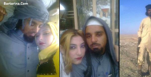 عکس های لو رفته شرجی قاضی داعشی با زنان ایزدی + فیلم