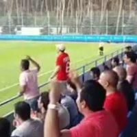 فیلم دعوای شدید بازیکنان پرسپولیس با بازیکنان استال اوکراین