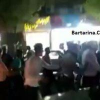 فیلم گروگانگیری نافرجام در خیابان امام رضا مشهد ۹ مرداد ۹۶