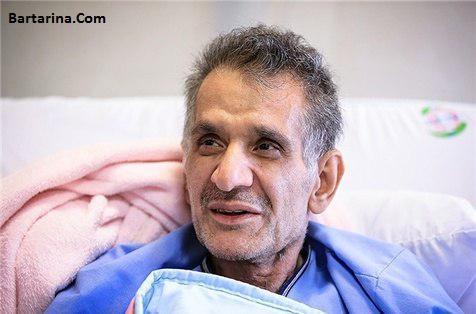 درگذشت حبیب الله کاسه ساز تهیه کننده 28 تیر 96 + دلیل فوت