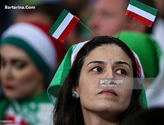 Koshti Bartarina.com 0 - عکس زن بی حجاب در مسابقات کشتی یادگار امام قم + فیلم