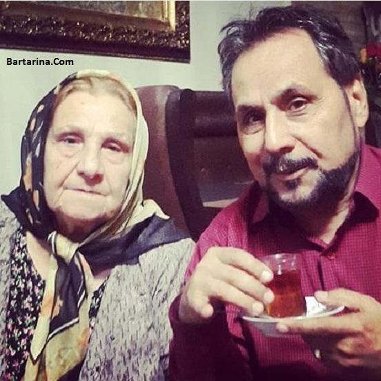 درگذشت مجید قناد 7 مرداد 96 و فوت عمو قناد شایعه است