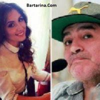 تجاوز جنسی مارادونا به اکاترینا نادولسکایا خبرنگار روس فیلم