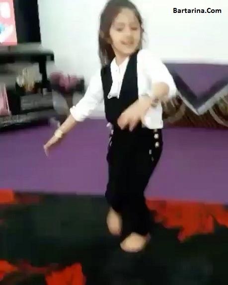 فیلم رقص آذری آتنا اصلانی دختر 7 ساله قبل از به قتل رسیدن
