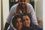 ازدواج صابر ابر بازیگر سینما ۴ مرداد ۹۶ + مراسم عقد صابر ابر