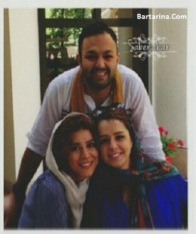 ازدواج صابر ابر بازیگر سینما 4 مرداد 96 + مراسم عقد صابر ابر
