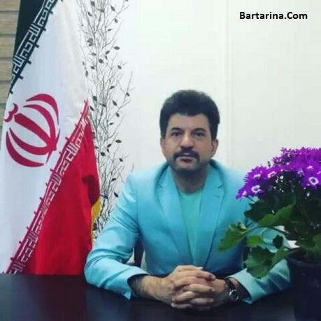 دزدی از دفتر کار محمود شهریاری مجری در فرمانیه تهران تیر 96
