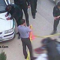 فیلم تیراندازی در میدان المپیک تهران و کشتن دختر ۲۶ تیر ۹۶