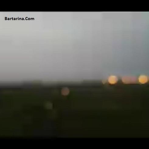 فیلم صداهای عجیب و ترسناک در آسمان آستارا شبیه فیلم وحشت