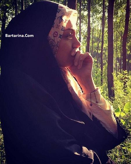 زمان برگشت آزاده نامداری از سوئیس به ایران بعد از کشف حجاب