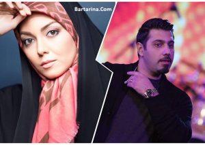 فیلم شوخی احسان خواجه امیری با کشف حجاب آزاده نامداری کنسرت