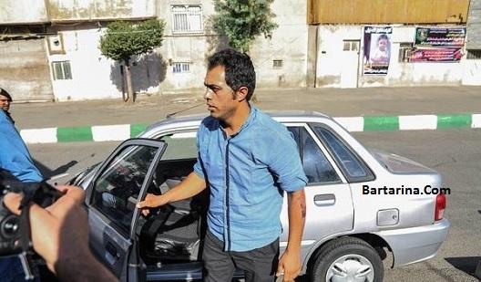 دق کردن حسن قلعه نویی پدر بنیتا + خبر فوت پدر بنیتا 8 ماهه