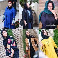 عکس بی حجاب بازیگران زن در جشن منتقدان سینما ۲۶ مرداد ۹۶