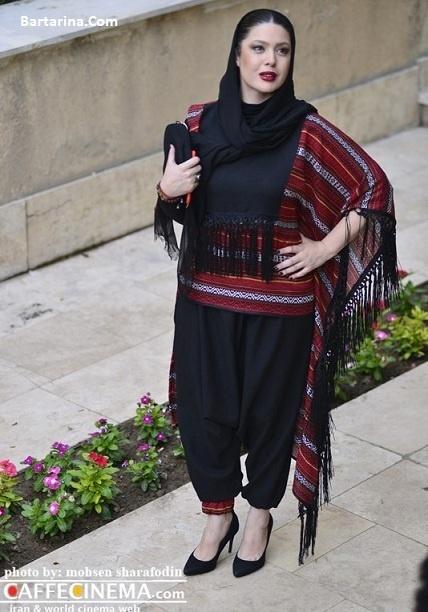 مدل لباس و تیپ بازیگران زن در جشن منتقدان سینما 26 مرداد 96