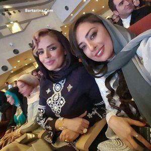 عکس بازیگران زن ایرانی در هفدهمین جشن حافظ 22 مرداد 96