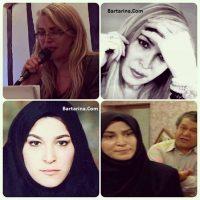 عکس کشف حجاب سهیلا عزیزی مادر دنیای شیرین + عکس بی حجاب