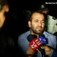 فیلم صحبت های اسماعیل رنگرز قاتل آتنا اصلانی قبل از اعدام