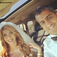 عروسی فرزاد مجیدی بازیکن استقلال + عکس همسر مجیدی و ازدواج