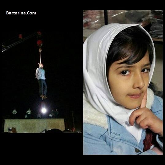 فیلم 18+ اعدام قاتل آتنا اصلانی اسماعیل رنگرز 29 شهریور 96