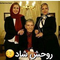 درگذشت نادر گلچین خواننده مرغ سحر ۳۱ شهریور ۹۶ + دلیل فوت