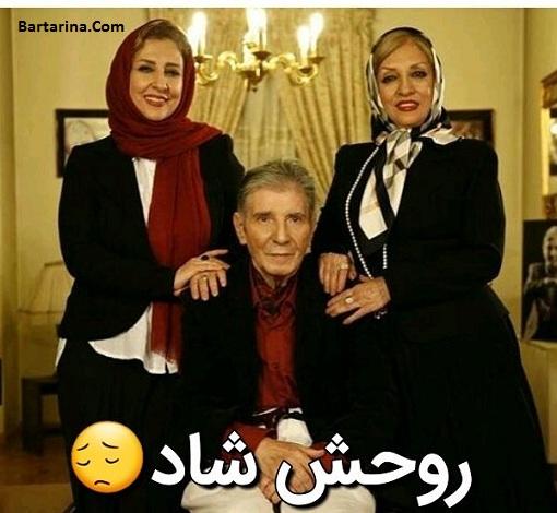 درگذشت نادر گلچین خواننده مرغ سحر 31 شهریور 96 + دلیل فوت