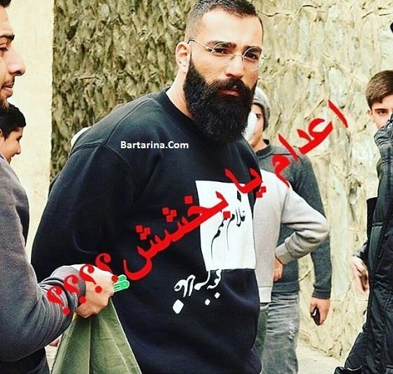 فیلم خبر خودکشی حمید صفت در بازداشتگاه زندان 15 شهریور 96