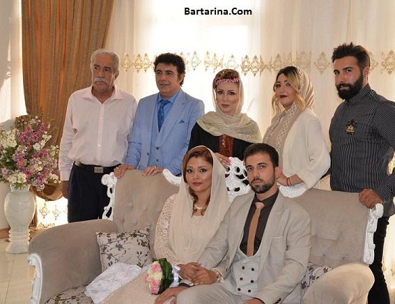 عکس های مراسم عقد پسر حسن شکوهی بازیگر سینما و تلویزیون