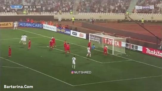 فیلم سگ خطاب کردن بازیکنان ایران توسط پیج اینستاگرام سوریه