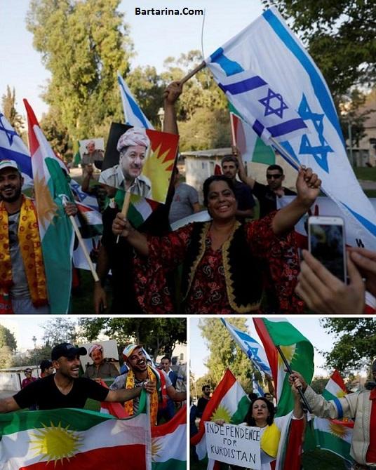 نتایج نهایی همه پرسی اقلیم کردستان عراق 4 مهر 96 + عکس
