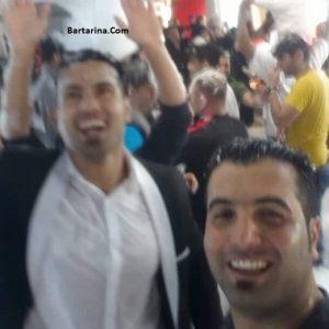 فیلم لو رفته جشن کف پارتی دختر و پسر در ویلاهای شمال تهران
