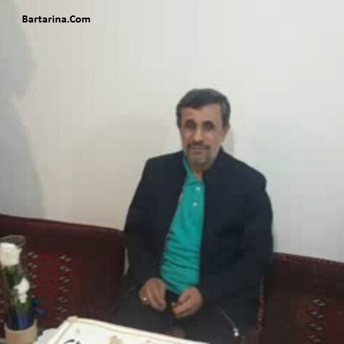 فیلم جشن تولد 61 سالگی محمود احمدی نژاد 6 آبان 96 + عکس