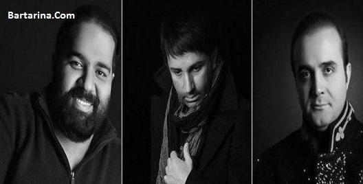 محکوم شدن رضا صادقی علی لهراسبی سینا سرلک به 2 سال حبس