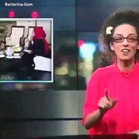 فیلم لو رفته خوانندگی مسیح علینژاد جلوی محمد خاتمی