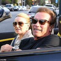 ازدواج مجدد آرنولد در ۷۰ سالگی