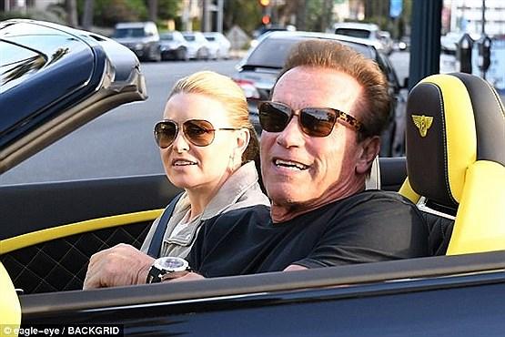 ازدواج مجدد آرنولد در 70 سالگی
