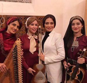 تصاویر دیده نشده از کنسرت بانوان در ایران