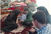 نجات معجزه آسای دختربچه ۲ ساله از زیر آوار