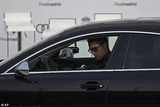 اتوموبیل منحصر بفردی که رونالدو هدیه گرفت