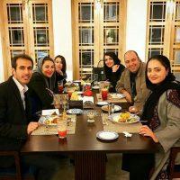 آخرین تصاویر بازیگران و همسرانشان