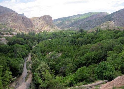 زیبا ترین روستا های ایران