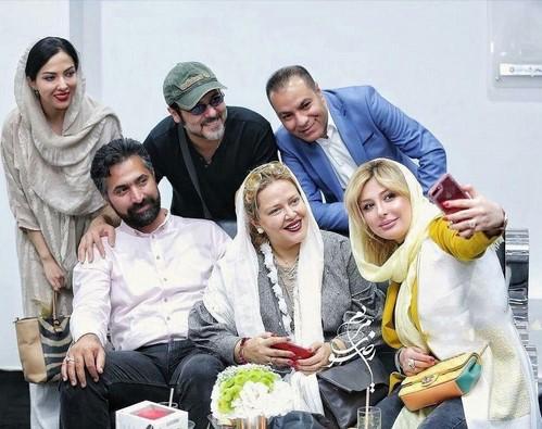 آخرین تصاویر بازیگران و ستاره های مشهور با همسرانشان
